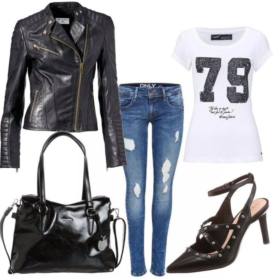 rock it outfit outfit f r damen zum nachshoppen auf stylaholic. Black Bedroom Furniture Sets. Home Design Ideas