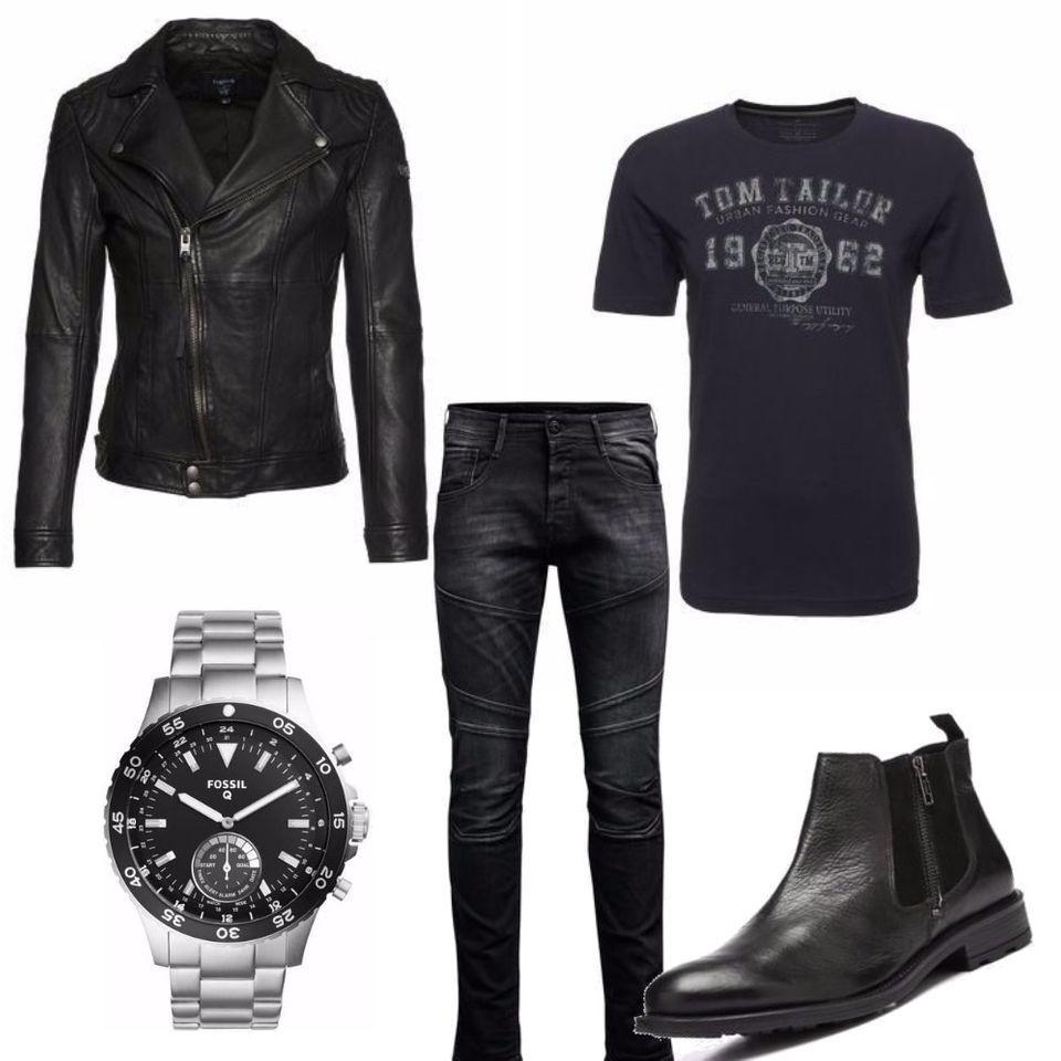 tigha tom tailor m nner outfit outfit f r herren zum nachshoppen auf stylaholic. Black Bedroom Furniture Sets. Home Design Ideas